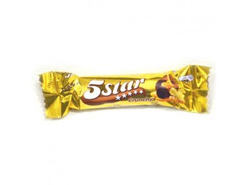 CADBURY 5 STAR CRUNCHY 33GM X 32UNIT