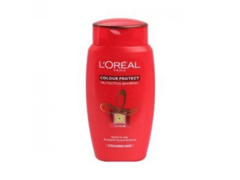 L'OREAL HAIR COLOUR PROTECT SHAMPOO 75ML