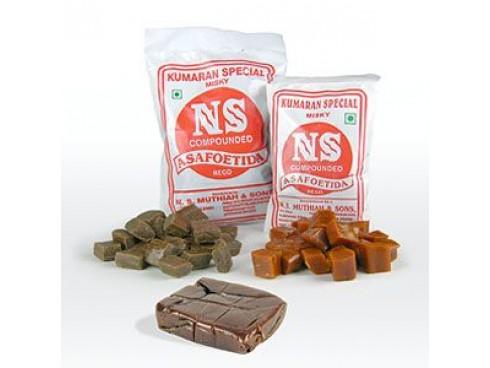 NS ASAFOETIDA (PERUNGAYAM) CAKE 100GM