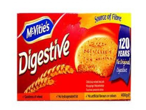 MCVITIE'S DIGESTIVE 74GM