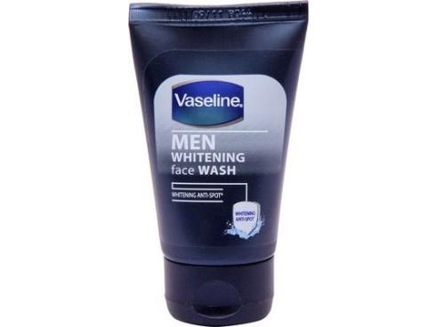VASELINE MENS WHITENING FACE WASH 50ML