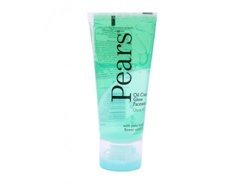 PEARS OIL CLEAR CLEANSING FACE WASH 60GM