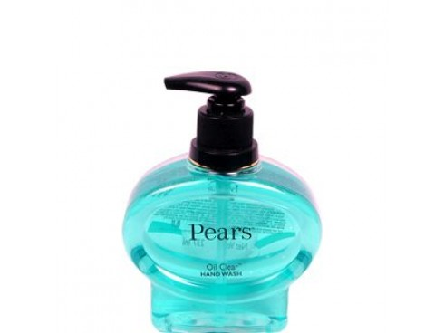 PEARS OIL CLEAR HAND WASH 237 ML