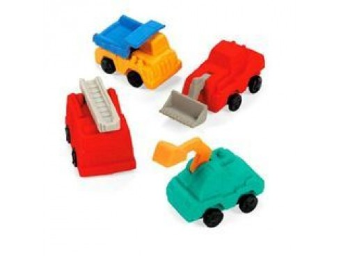 BVC FANCY ERASERS ASSORTED