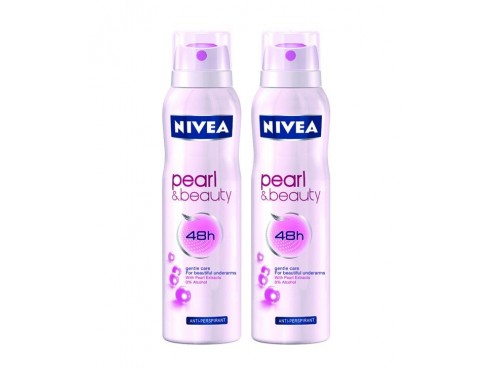 NIVEA DEO BODY SPRAY  PEARL & BEAUTY 150ML