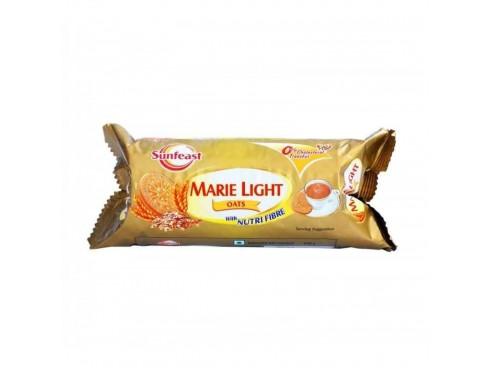 SUNFEAST MARIE LIGHT OATS BISCUIT 100GM