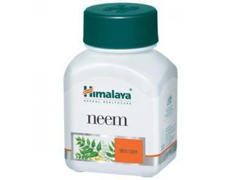 HIMALAYA NEEM CAPSULES 60'S