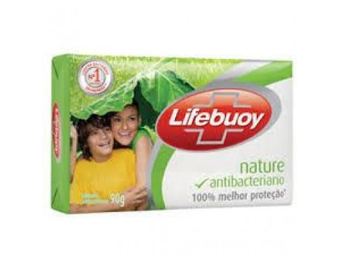 LIFEBUOY NATURE SOAP 125GM