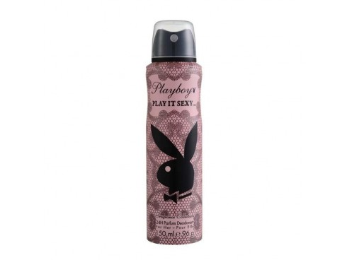 PLAYBOY WOMEN SEXY DEO BODY SPRAY