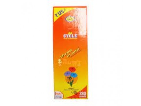 CYCLE 3 IN1 AGARBHATHI LARGE 280GM
