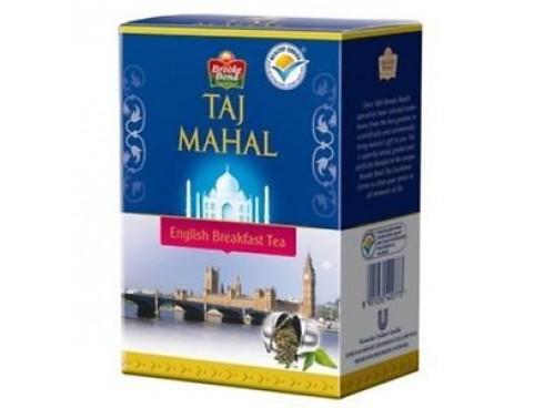 TAJ MAHAL ENGLISH BREAKFAST TEA 25S