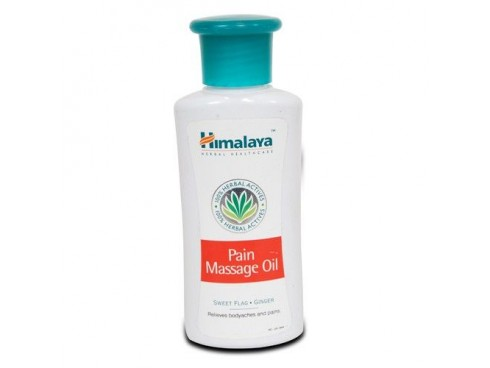 HIMALAYA PAIN MASSAGE OIL 100GM