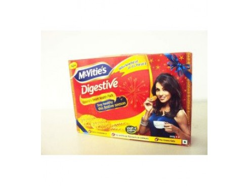 MCVITIE'S DIGESTIVE BISCUIT CELEBRATION PACK 500GM