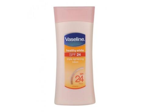 VASELINE HEALTHY WHITE BODY LOTION 300ML SPF-24