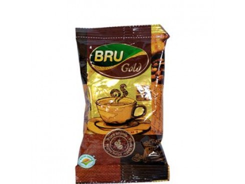 BRU GOLD INSTANT COFFEE 50GM