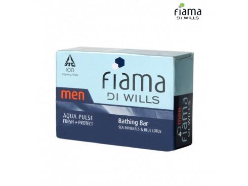 FIAMA DI WILLS AQUA PULSE SOAP 100GM