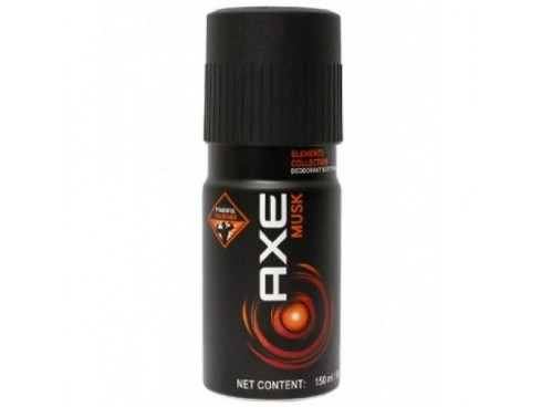 AXE MUSK DEO BODY SPRAY IDEAL FOR MEN 150 ML