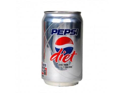 DIET PEPSI CAN 250ML