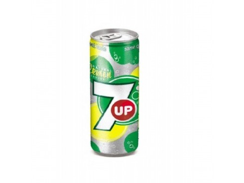7 UP IN 250ML CAN