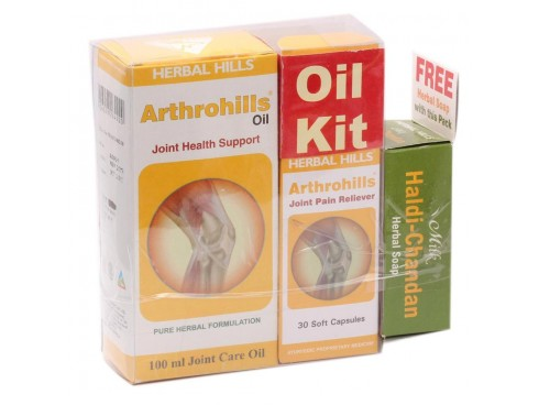 ARTHROHILLS OIL KIT