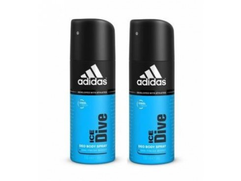 ADIDAS IDEAL FOR MEN'S DEO BODY SPRAY 450ML