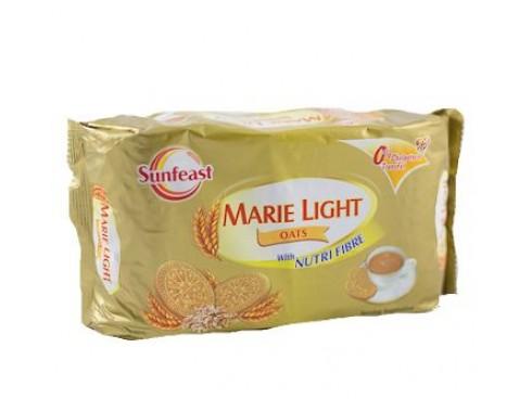 SUNFEAST MARIE LIGHT OATS BISCUIT 250GM