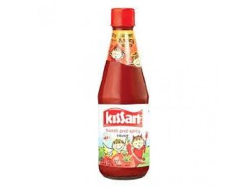 KISSAN SAUCE SWEET & SPICY 200GM