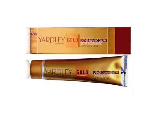YARDLEY GOLD ELEGANCE SHAVING CREAM 70GM