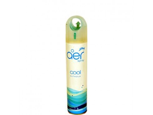 GODREJ AER AIR FRESHER SPRAY COOL SURF BLUE 300ML