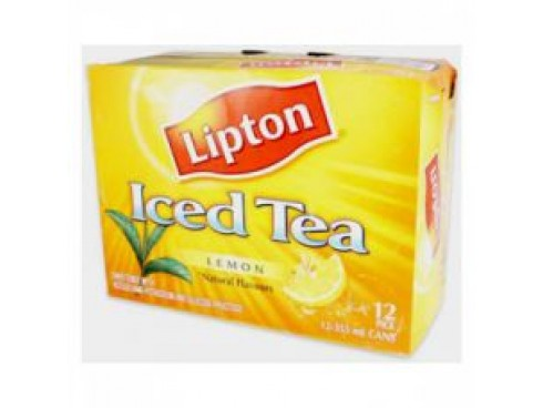LIPTON ICE GREEN TEA LEMON & MINT 500GM