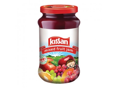 KISSAN MIXED FRUIT JAM 700GM