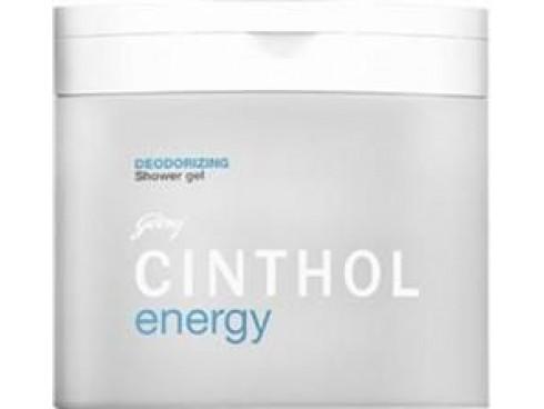 GODREJ CINTHOL ENERGY SHOWER GEL 200ML