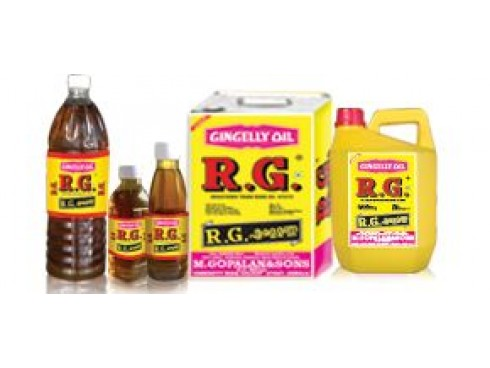 R G GINGELLY OIL 1L