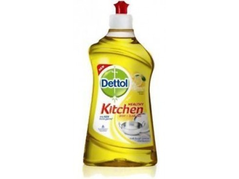 DETTOL DISH & SLAB GEL LEMON FRESH 200ML