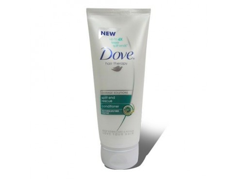 DOVE SPILT END RESCUE CONDITIONER 75ML
