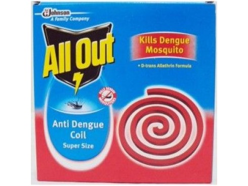 ALL OUT ANTI DENGUE COILS