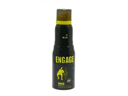 ENGAGE URGE MENS DEO BODY SPRAY 150ML