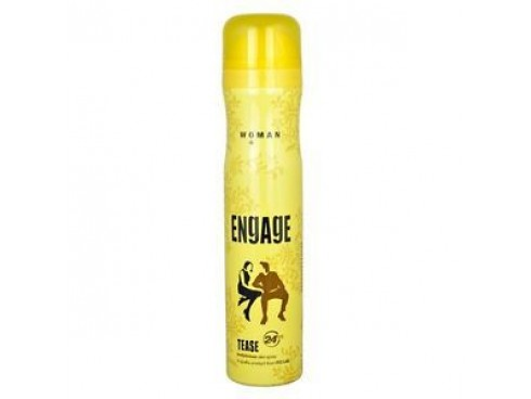 ENGAGE TEASE WOMENS DEO BODY SPRAY 165ML