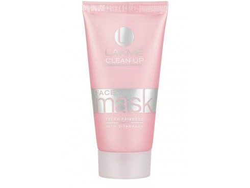 LAKME CLEAN FRESH FAIRNESS FACE MASK 50GM