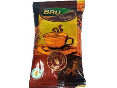 BRU GOLD INSTANT COFFEE 2 X 50GM