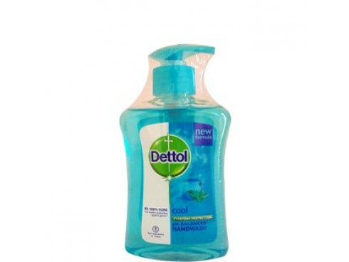 DETTOL COOL HANDWASH 250ML