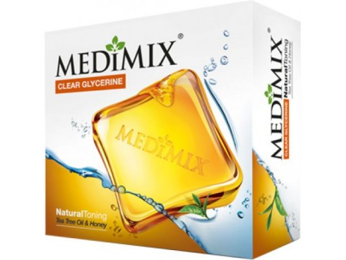 MEDIMIX NATURAL TONING SOAP 100GM