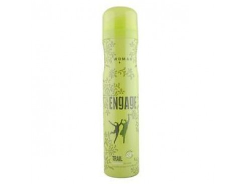 ENGAGE TRAIL IDEAL FOR WOMENS DEO BODY SPRAY165ML