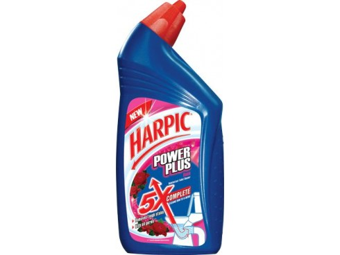 HARPIC POWER PLUS ROSE 1L