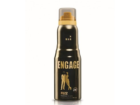 ENGAGE FUZZ MENS DEO BODY SPRAY165ML