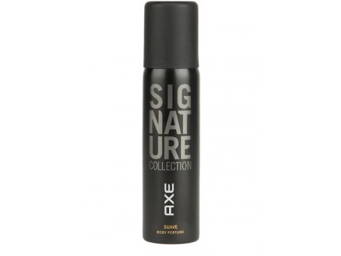 AXE SIGNATURE BODY PERFUME SUAVE IDEAL FOR MEN 112ML