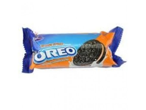CADBURY OREO ORANGECREAM BISCUIT 60GM