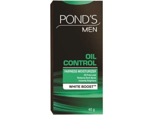 POND'S MENS OIL CONTROL FAIRINESSS MOISTURIZER 40GM