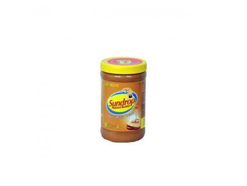 SUNDROP PEANUT BUTTER HONEY ROAST CREAMY 100GM