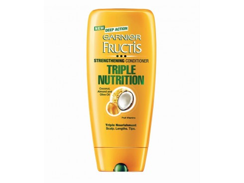 GARNIER FRUCTIS TRIPLE NUTRITION CONDITIONER 175ML